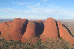 Uluru & Kata Tjuta Grand View Helicopter Flight
