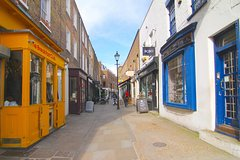 Imagen Private Tour: Discover Islington with a Local