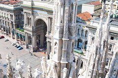 Tour of Milan Cathedral & Rooftop for Kids & Families with Skip-The