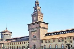 Milan Sforza Castle Private Tour for Kids & Families with Skip-the-line