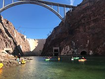 Kayaking from Hoover Dam Colorado River Full Day Tour from Las Vegas