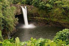 Hawaii Hawaii Premium Tour of Big Island – Black Sand Beach, Volcanoes and Waterfalls 7443P13