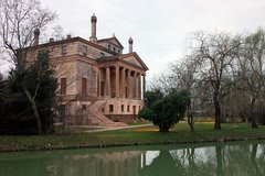 Palladian villas, Foscari La Malcontenta, Emo, Barbaro, UNESCO World Heritage
