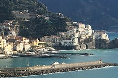Full-day Pompeii and Amalfi Coast Shore Excursions from Naples
