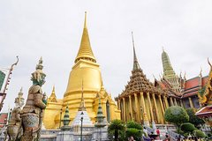 Imagen Shore Excursion from Laem Cha Bang Port to Bangkok (Private tour)