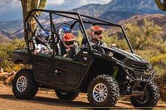 Private 4-Seater UTV Adventure from Phoenix