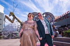 Private Vintage Vegas Walking Photo Tour