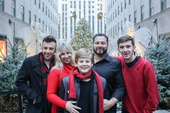 Private Family Photo Shoot in New York City