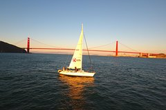Join the Sailor's Club! 4 hour sailboat cruise in the San Francisco Bay