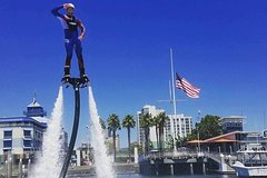 Epic Day on The Bay! Create your own extreme yacht party with Flyboarding, Zorbing and more!
