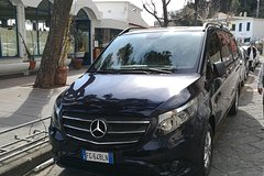 Private Transfer from Naples to Sorrento - Minivan