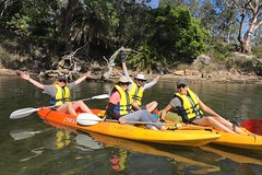 Paddle in Paradise - 4 hours Double Kayak Hire