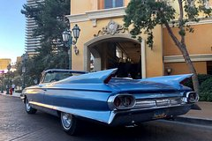 Classic Cadillac 3 Hour Tour with Elvis