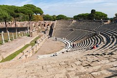 private tour of ancient Ostia from Rome