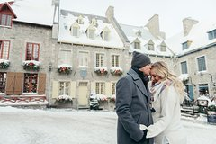 30 Minute Private Vacation Photography Session with Local Photographer in Quebec City