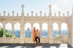 30 Minute Private Vacation Photography Session with Photographer in Budapest
