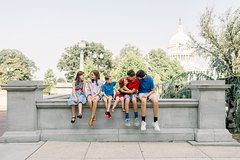 30 Minute Private Vacation Photography Session with Photographer in Washington DC Private Car Transfers