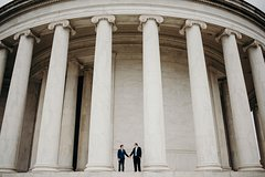 90 Minute Private Vacation Photography Session with Photographer in Washington DC Private Car Transfers