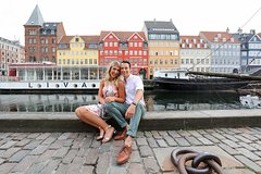 30 Minute Private Vacation Photography Session with Photographer in Copenhagen