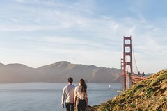 60 Minute Private Vacation Photography Session with Local Photographer in San Francisco