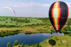 Imagen Hot air ballon trip near Sofia