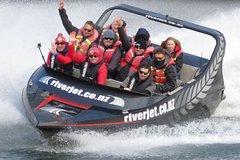 Imagen Jet Boat Ride on Waikato River Including Tutukau Gorge and Orakei Korako