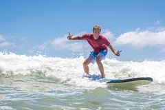 Imagen Merrick's Noosa Learn to Surf: 2 Hour group surfing lesson
