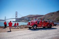 San Francisco Fire Engine Tour
