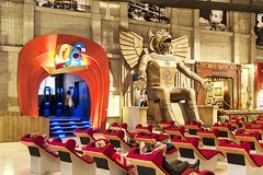 Be a Movie Star Tour for Kids & Families at the Turin National Cinema M