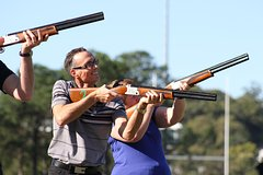 The Classic Laser Clay Shooting and Archery Package - Gold Coast