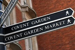 Covent Garden Sightseeing Tour