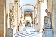 Percy Jackson and Ancient Myths Tour at the Capitoline Museums with Alessan