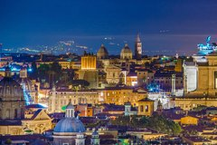 Enchanting Rome By Night - Private Chauffeur Guided Panoramic City Experience