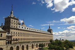 Imagen Escorial & Valley of the Fallen and Segovia with Optional Lunch