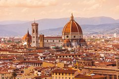 Private Rome to Florence and Tuscany Countryside Day tour