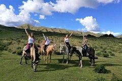 Imagen HORSEBACK RIDING: SACSAYHUAMAN, QENQO, PUCA PUCARA, TAMBOMACHAY