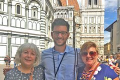 Private Tour of Florence highlights from Duomo to Santa Croce with Hotel pick up