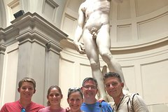 Skip-the-Line Guided Tour of Accademia & Michelangelo's David with Hotel Pick Up