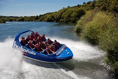 Imagen Taupo Adventure Combo: Jet Boat Ride and Whitewater Rafting