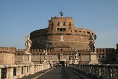 Small-Group Castel Sant Angelo and St Peter Square Tour from Rome