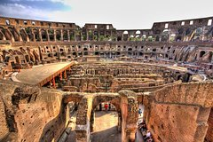 Colosseum, Pantheon and Roman Forum Express: Small Group Tour Skip-the-Line Pass