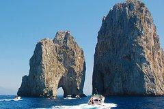 Capri Deluxe Private tour from Sorrento
