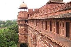 1 Day Taj Mahal Tour By Super Fast Train With Taj Mahal & Agra Fort