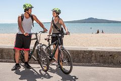 Imagen Auckland Waterfront Guided Bike Tour