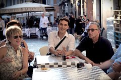 Small-Group: Trastevere Food Tour in Rome
