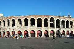Full Day Tour to Verona from Lake Garda Including Guided Walk