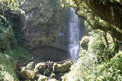 Imagen Cataratas El Chorro y lago Busa