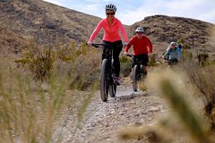 Guided Mountain Bike Tour of Mustang Trail in Red Rock Canyon
