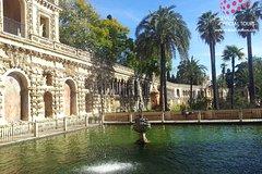 Ver la ciudad,Ver la ciudad,Tours andando,Catedral y Giralda,Real Alcázar