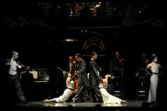 Imagen Tango Show at La Ventana Tango with optional Dinner